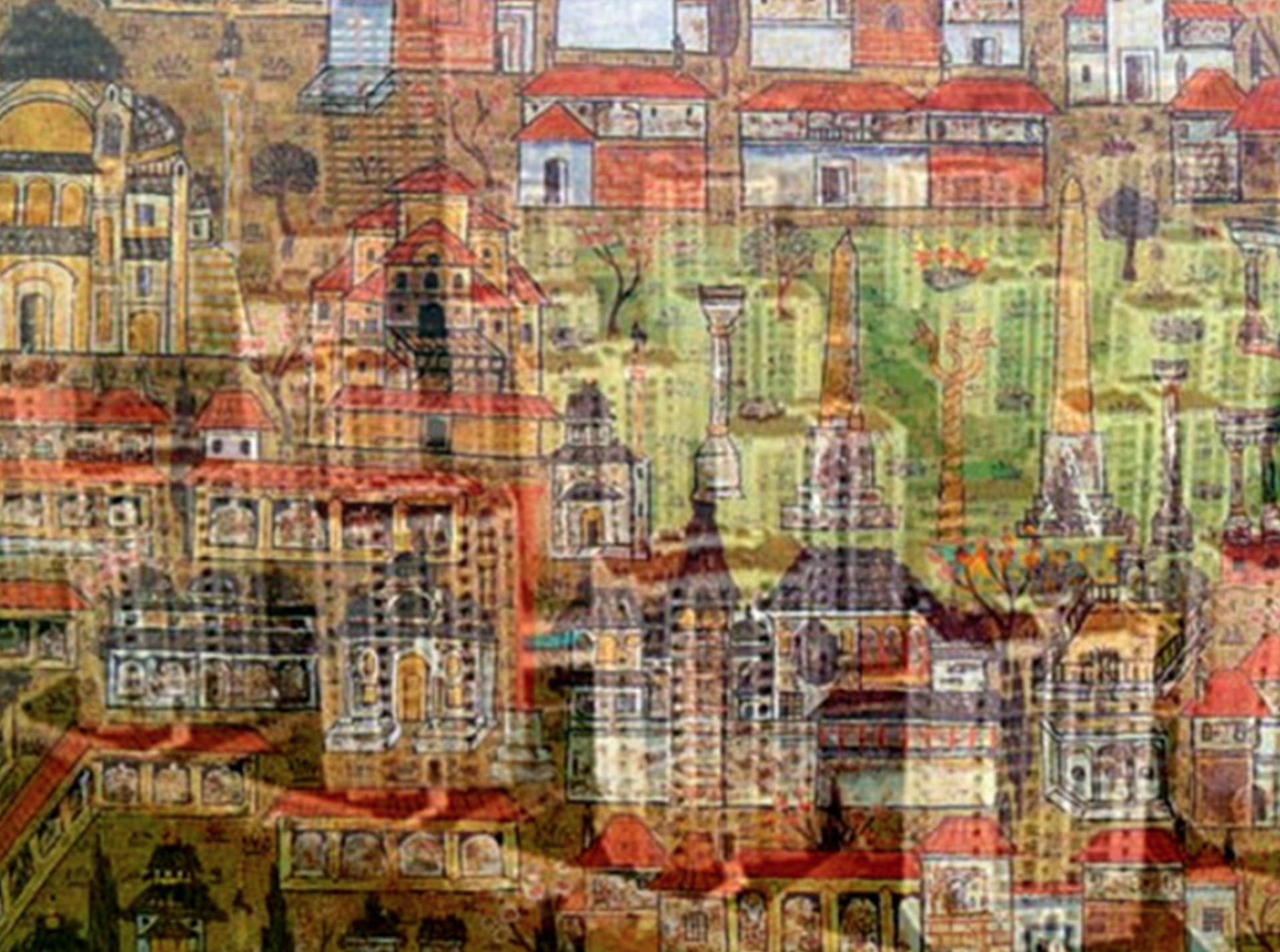 """N.Göksun Say Yener """"Urbanizing I-II-III"""""""